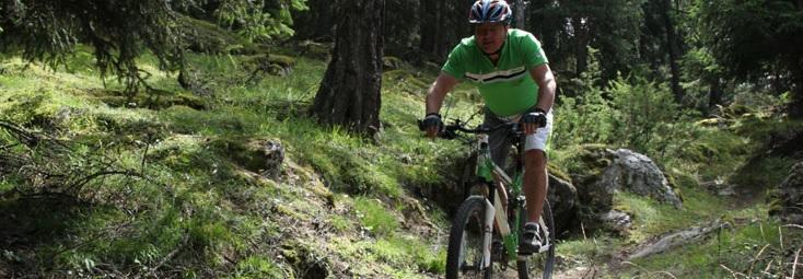 Mountainbiken Vinschgau
